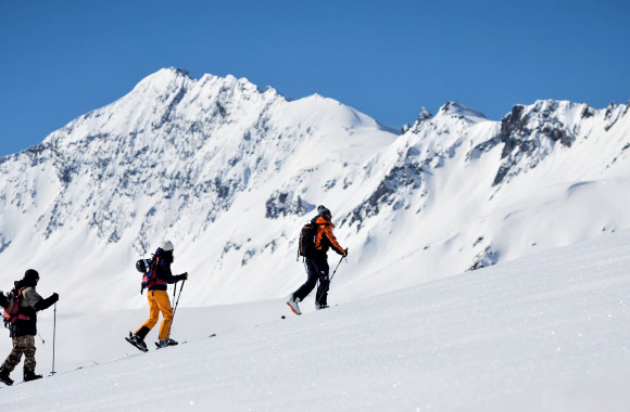 Initiez-vous au ski de randonnée dans les Espaces Ski de Rando !