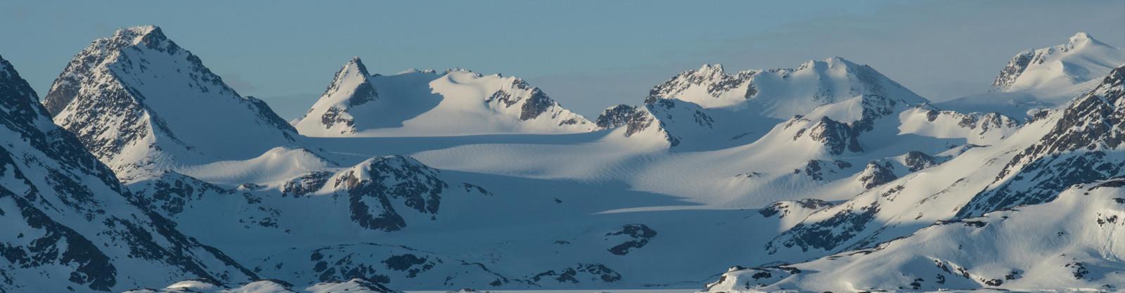 Adventure in Greenland