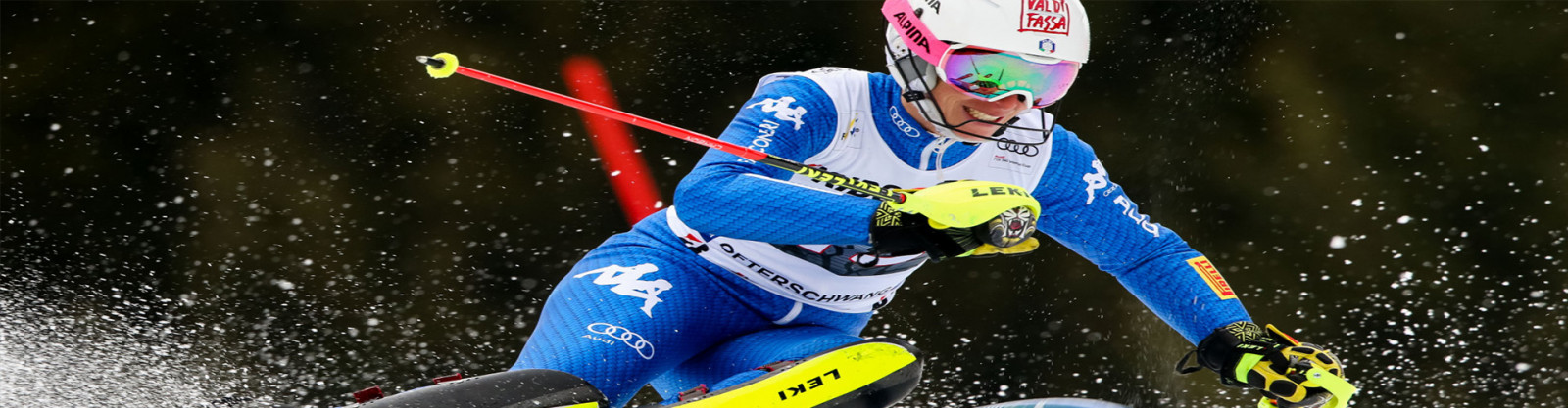 A great career for Chiara Costazza