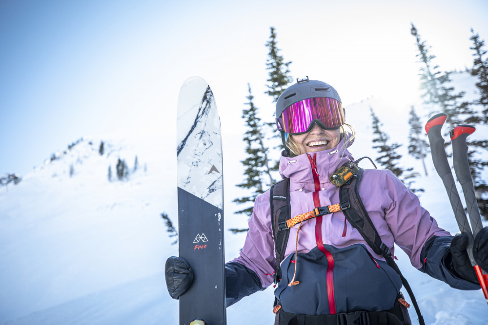 CHOOSE YOUR SKIS - WOMEN OUR TIPS TO WELL CHOOSE YOUR SKIS